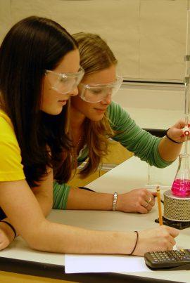 KidsSci Science Students